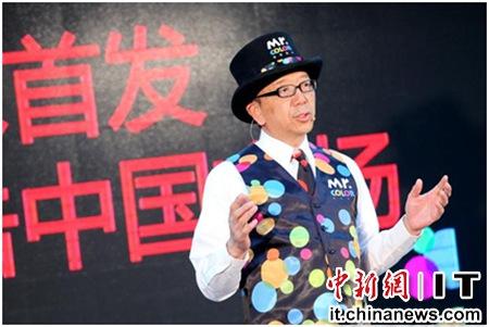 佳能(中国)有限公司董事长兼首席执行官小泽秀树致辞