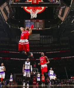 Photo from 2016 NBA All-Star (Toronto ) Twitter Page