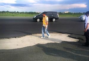 NAIA-runway
